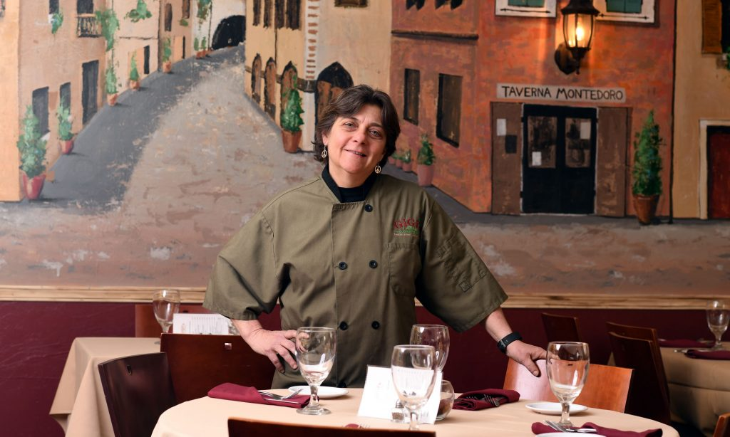 Chef Mary Ann Giordano