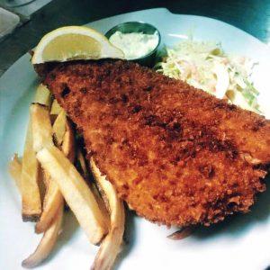 Menu Item - Signature Fish Fry