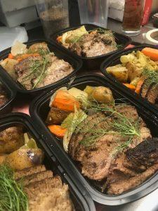 Menu Special - Beef Brisket