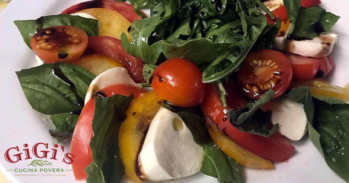 Photo: Caprese Salad